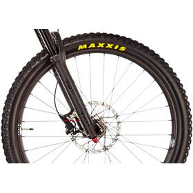 """NS Bikes Snabb 160 / 2 MTB Fullsuspension 27,5"""" grå"""
